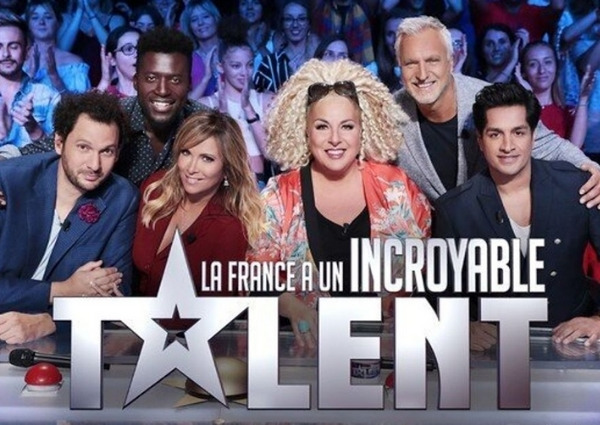 La France à un incroyable talent