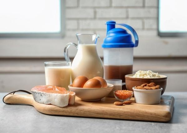 régime alimentaire hyper protéiné