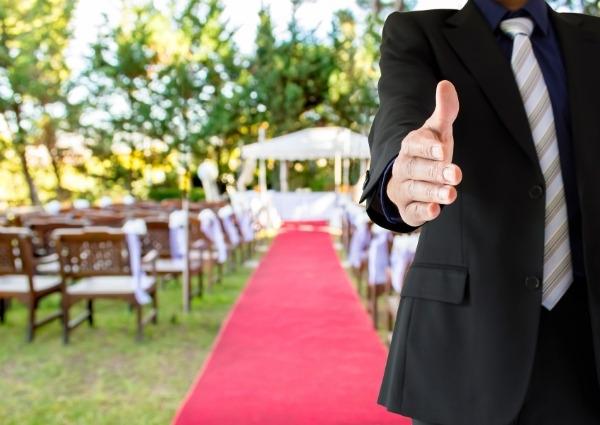 wedding planner expérimenté