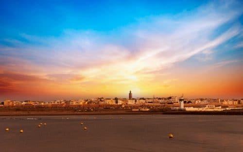 Livraison de fleurs sur Rabat